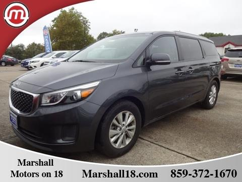 2016 Kia Sedona for sale in Florence, KY