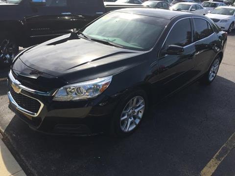 2016 Chevrolet Malibu Limited for sale in Marlette, MI