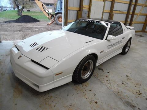 1989 Pontiac Firebird for sale in Marlette, MI