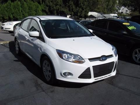 2012 Ford Focus for sale in Scranton PA