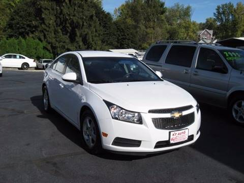 2014 Chevrolet Cruze for sale in Scranton, PA