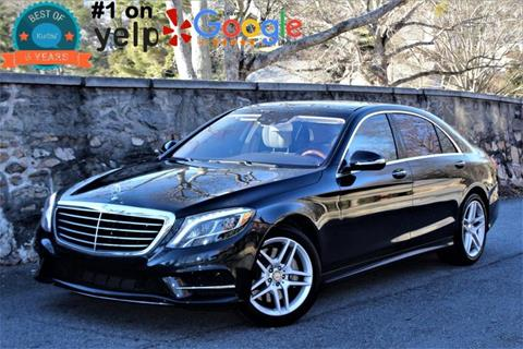 2014 mercedes benz s class for sale in marietta ga