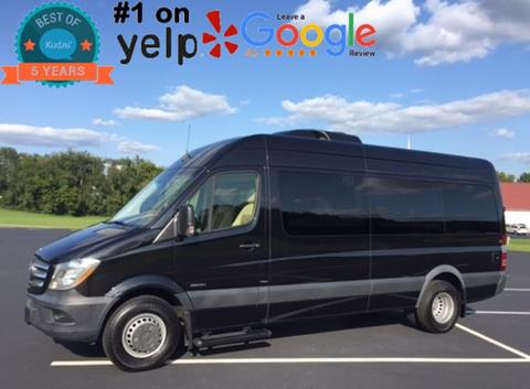 2015 Mercedes-Benz Sprinter Cargo for sale in Marietta, GA