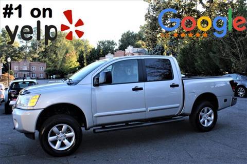 2014 Nissan Titan for sale in Marietta, GA