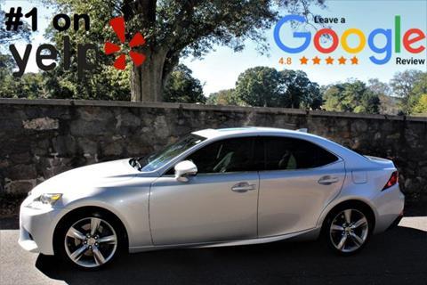 2014 Lexus IS 350 for sale in Marietta, GA