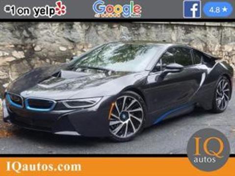 Bmw I8 For Sale In Greensboro Nc Carsforsale Com