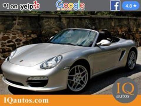 2009 Porsche Boxster for sale in Marietta, GA