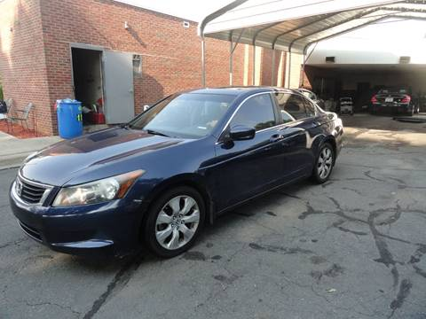 2009 Honda Accord for sale in Charlotte, NC