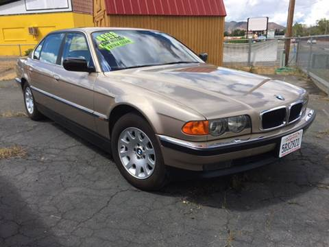 2000 BMW 7 Series for sale in Yreka, CA