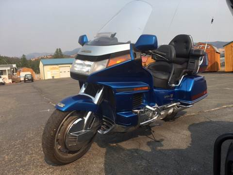 1992 Honda Goldwing for sale in Yreka, CA