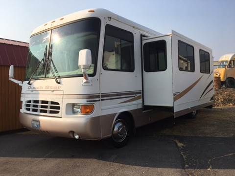 2000 Newmar Dutchstar for sale at Siskiyou Auto Sales in Yreka CA