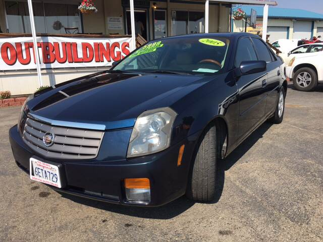 2005 Cadillac CTS for sale at Siskiyou Auto Sales in Yreka CA