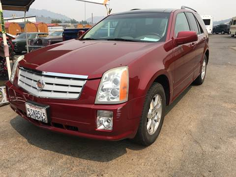 2006 Cadillac SRX for sale at Siskiyou Auto Sales in Yreka CA
