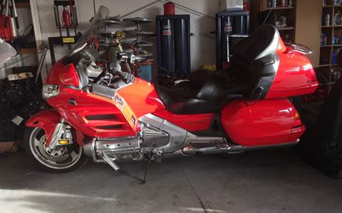 2004 Honda Goldwing for sale in Yreka, CA