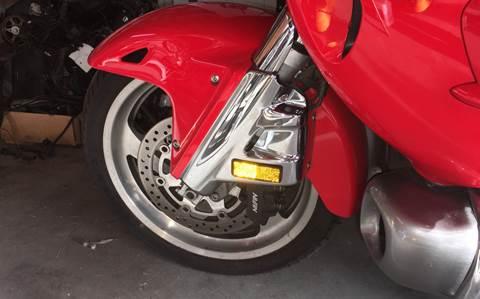 2004 Honda Goldwing