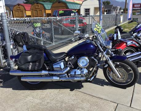 2008 Yamaha V-Star for sale in Yreka, CA