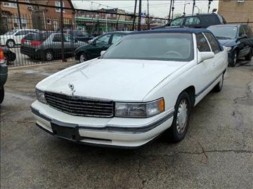 1996 Cadillac DeVille for sale at Cash Cars Buy Here Pay Here in Chicago IL