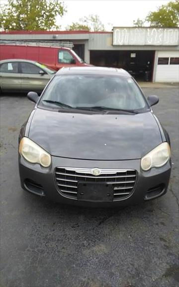 2004 Chrysler Sebring for sale at Cash Cars Buy Here Pay Here in Chicago IL