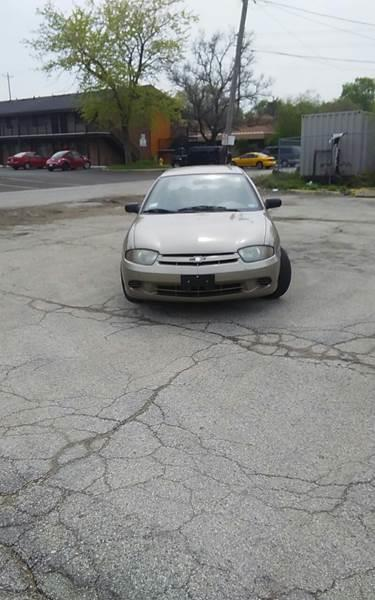 2004 Chevrolet Cavalier for sale at Cash Cars Buy Here Pay Here in Chicago IL