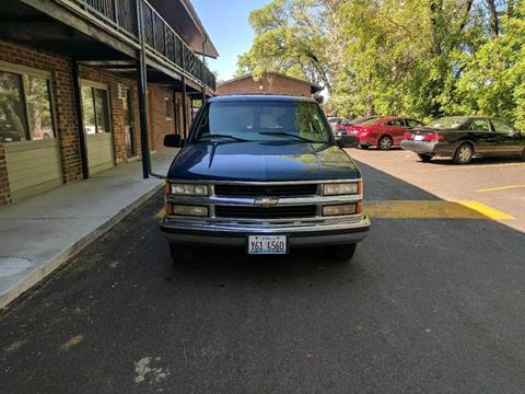 1999 Chevrolet Suburban for sale at Cash Cars Buy Here Pay Here in Chicago IL