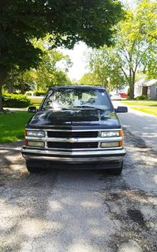 1999 Chevrolet Tahoe for sale at Cash Cars Buy Here Pay Here in Chicago IL