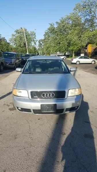 2004 Audi A6 for sale at Cash Cars Buy Here Pay Here in Chicago IL