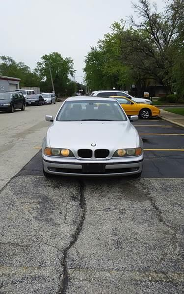 2000 BMW 5 Series for sale at Cash Cars Buy Here Pay Here in Chicago IL