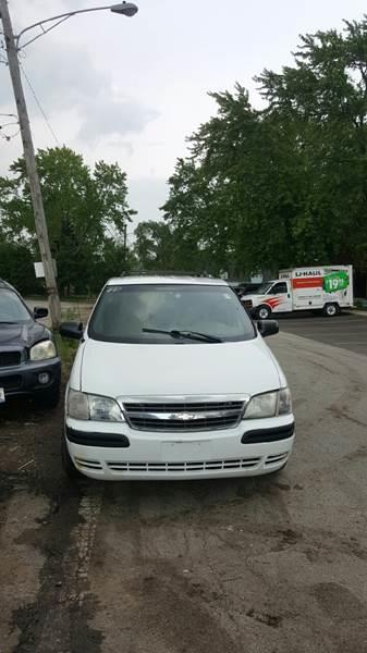2002 Chevrolet Venture for sale at Cash Cars Buy Here Pay Here in Chicago IL