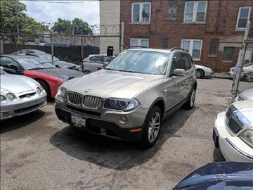 2007 BMW X3 for sale at Cash Cars Buy Here Pay Here in Chicago IL