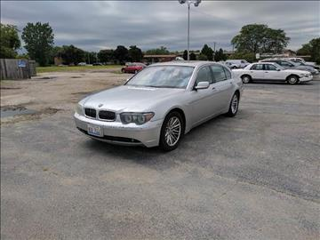 2005 BMW 7 Series for sale at Cash Cars Buy Here Pay Here in Chicago IL