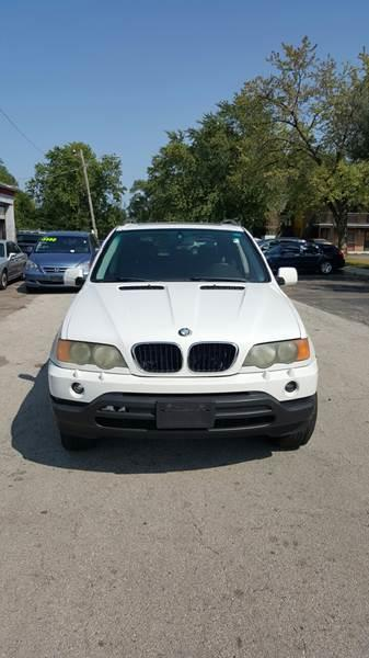 2001 BMW X5 for sale at Cash Cars Buy Here Pay Here in Chicago IL