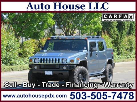 2006 HUMMER H2 SUT for sale in Portland, OR
