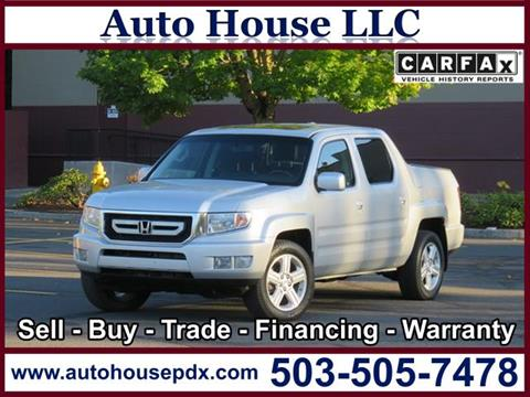 2009 Honda Ridgeline for sale in Portland, OR