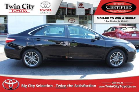 2016 Toyota Camry for sale in Herculaneum, MO