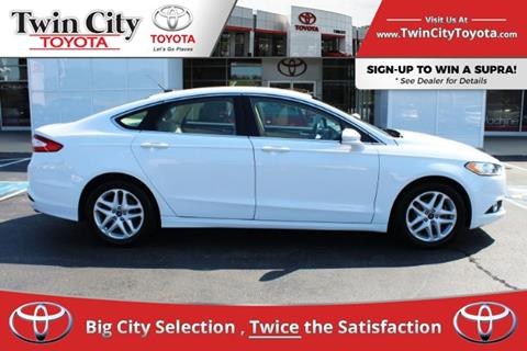 2016 Ford Fusion for sale in Herculaneum, MO