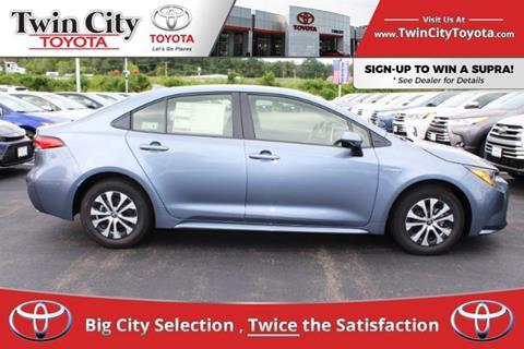 2020 Toyota Corolla Hybrid for sale in Herculaneum, MO