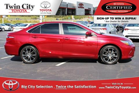 2015 Toyota Camry for sale in Herculaneum, MO