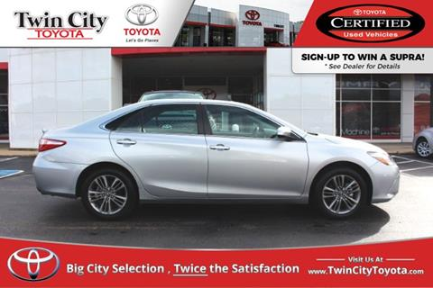 2017 Toyota Camry for sale in Herculaneum, MO