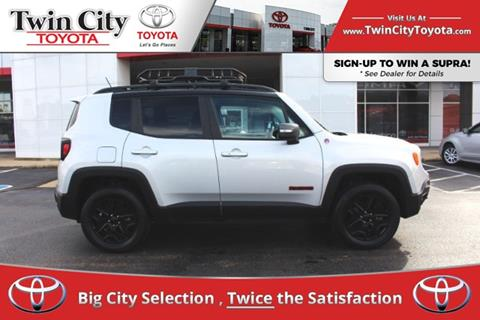 2016 Jeep Renegade for sale in Herculaneum, MO