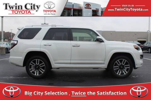 2019 Toyota 4Runner for sale at Twin City Toyota in Herculaneum MO