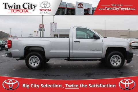 2016 Chevrolet Silverado 1500 for sale at Twin City Toyota in Herculaneum MO