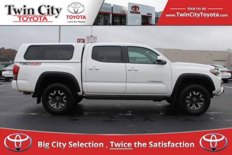 2017 Toyota Tacoma for sale at Twin City Toyota in Herculaneum MO