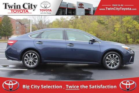 2017 Toyota Avalon for sale at Twin City Toyota in Herculaneum MO