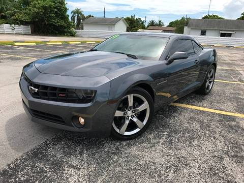 2011 Chevrolet Camaro for sale at ROADWAY MOTORS  LLC in West Park FL