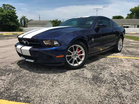 2010 Ford Mustang for sale at ROADWAY MOTORS  LLC in West Park FL