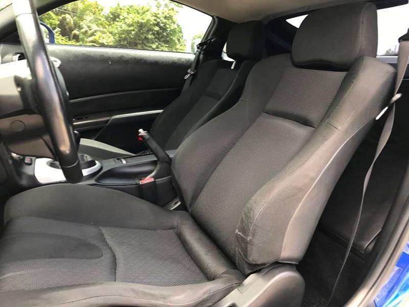2006 Nissan 350Z for sale at ROADWAY MOTORS  LLC in West Park FL
