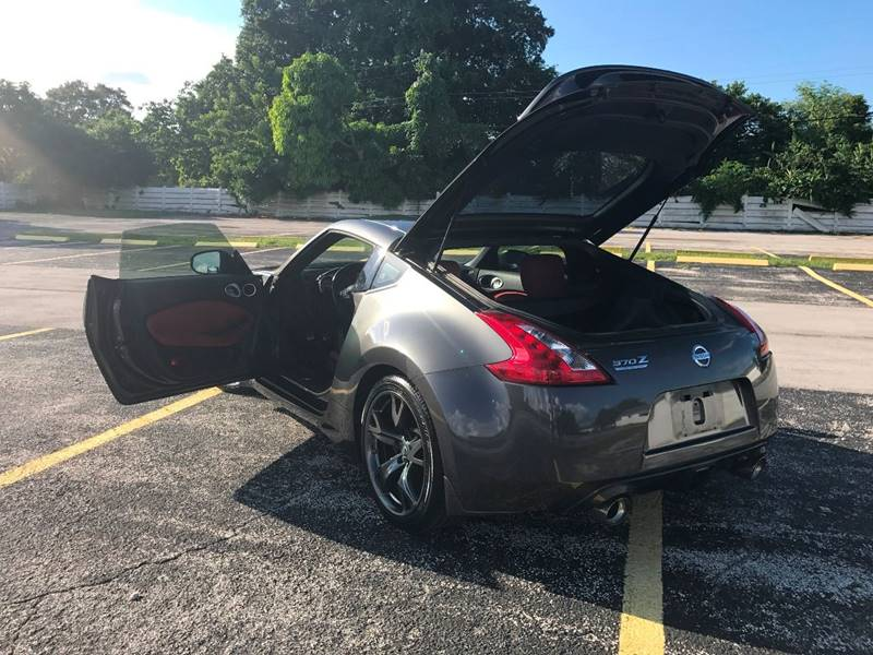 2010 Nissan 370Z for sale at ROADWAY MOTORS  LLC in West Park FL