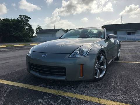 2006 Nissan 350Z for sale in West Park, FL