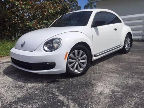 2013 Volkswagen Beetle for sale in West Park, FL