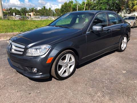 2010 Mercedes-Benz C-Class for sale in West Park, FL